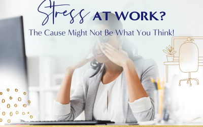 Stress at work?