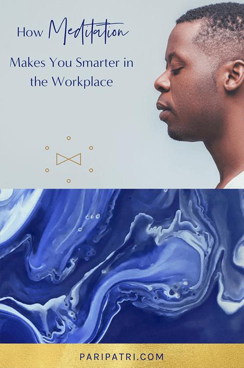 Meditation makes you smarter