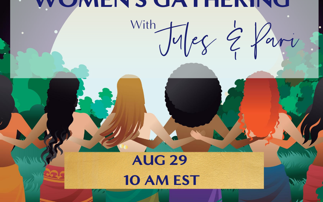 Mystical Full Moon Gathering Aug 29