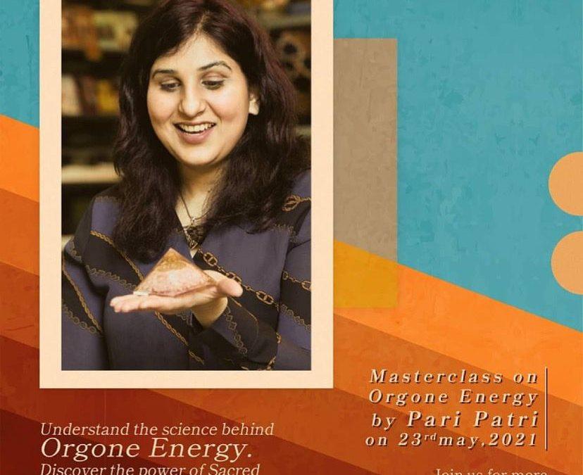 Orgone Pyramids Masterclass